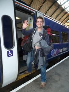 Leaving Hull