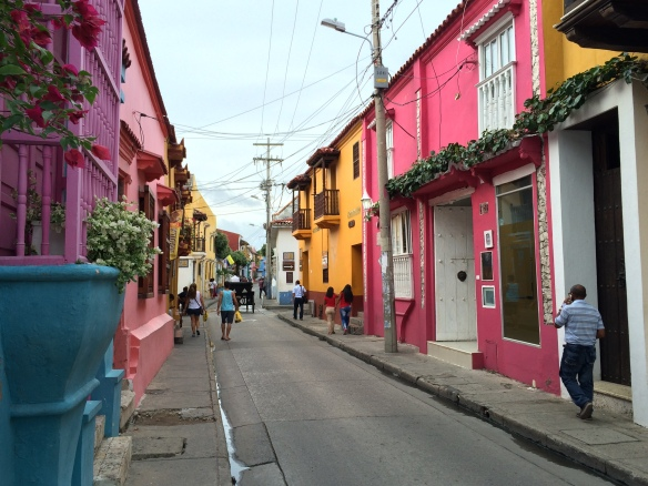 Beautiful Cartagena